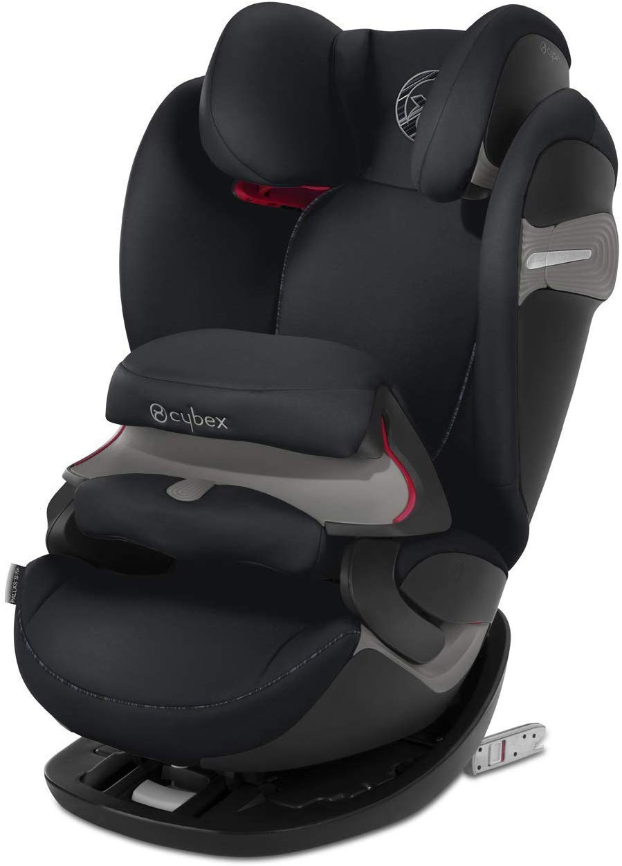 53% off CYBEX Gold Pallas S-Fix 2-in-1 Child's Car Seat, For Cars with and without ISOFIX, Group 1/2/3 (9-36 kg)