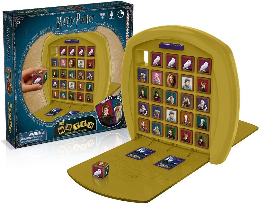 Harry Potter Top Trumps Match Board Game £14.01