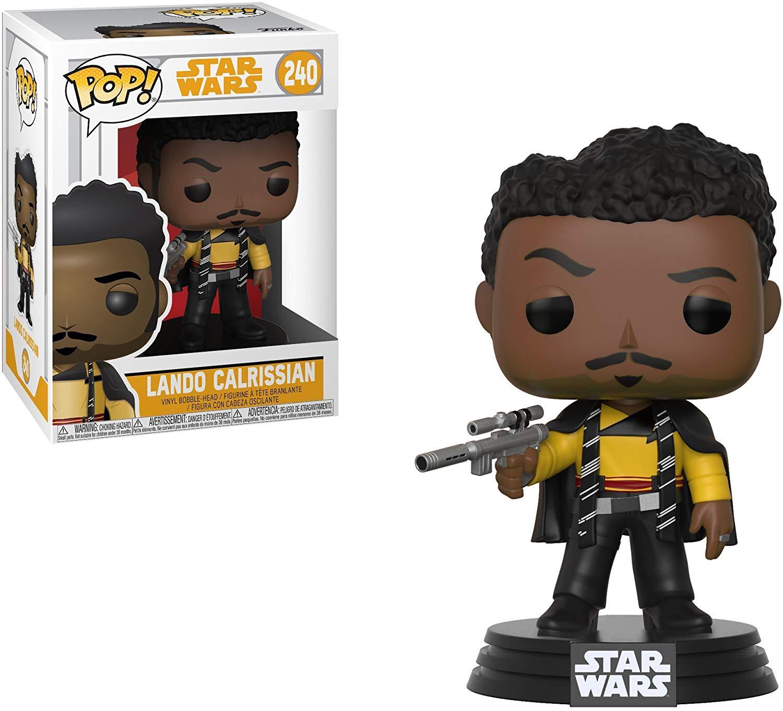 Funko Pop Star Wars Solo Lando Calrissian Only £3.74 on Amazon