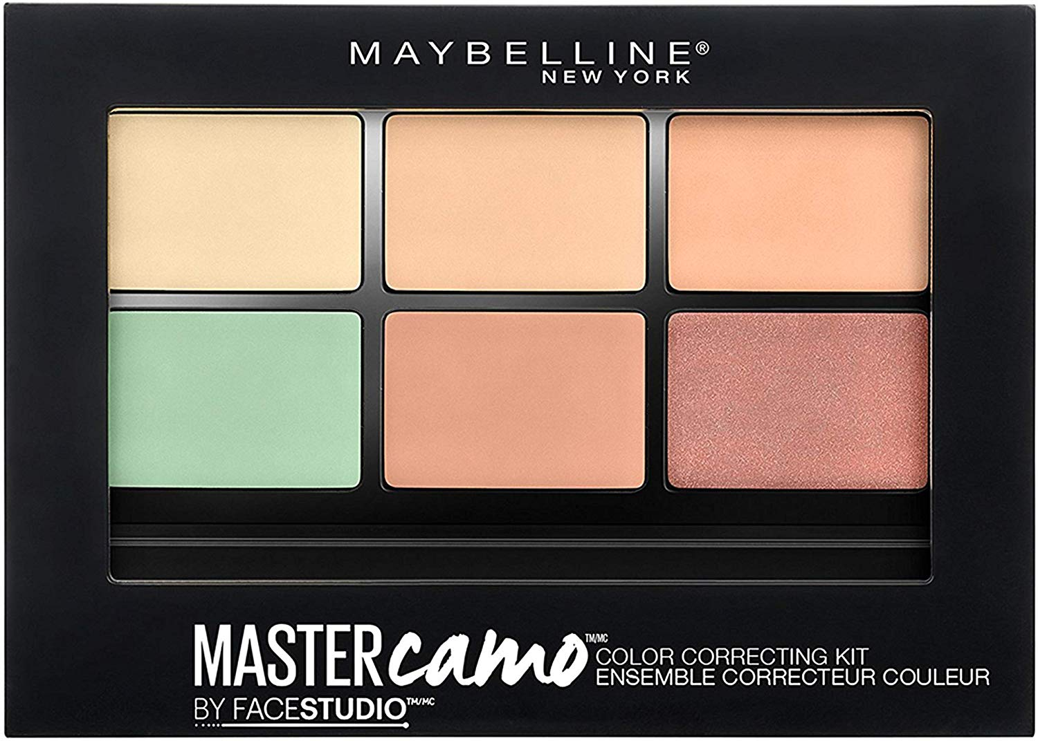 Maybelline Master Camo Color Correcting Concealer Kit Light 6g