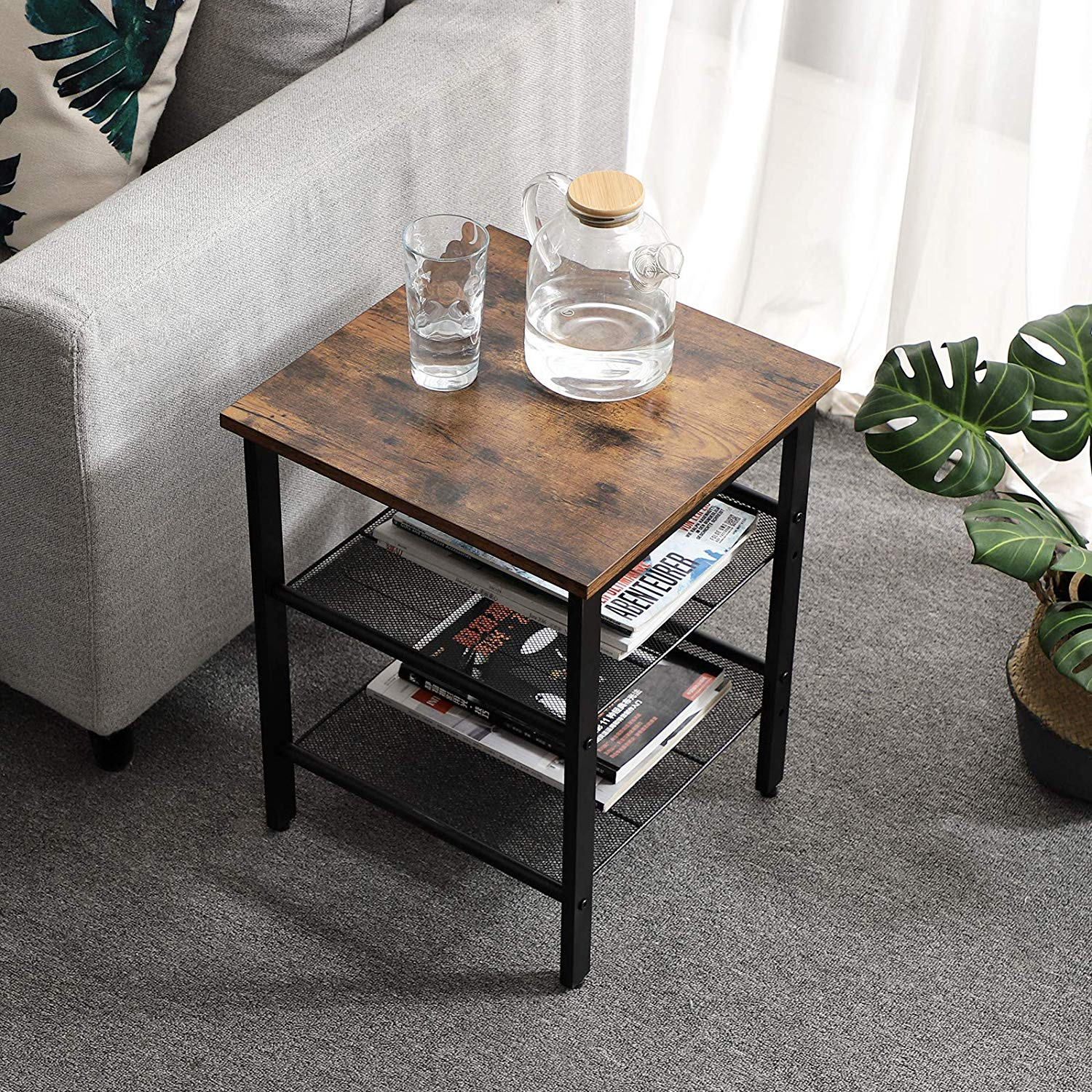25% OFF VASAGLE Side Table Set