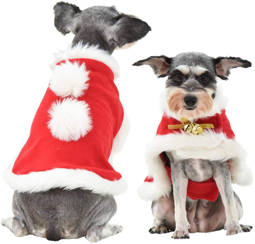 Legendog Dog Christmas Costume