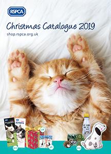Free RSPCA Christmas Catalogue