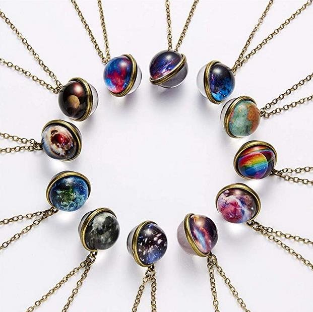 80% off Starry Sky Choker Necklaces for Women Girls
