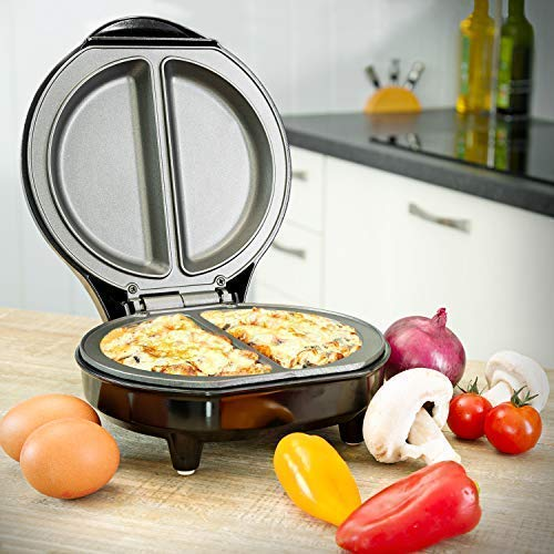 Electric Cooke | Non-Stick Pan & Cool Touch Handle | 700W