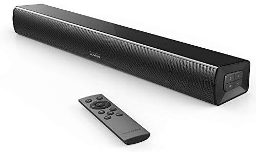 Bluetooth Audio by Anker, 21-Inch, Optical Input for TV, Music & Movie Sound Modes