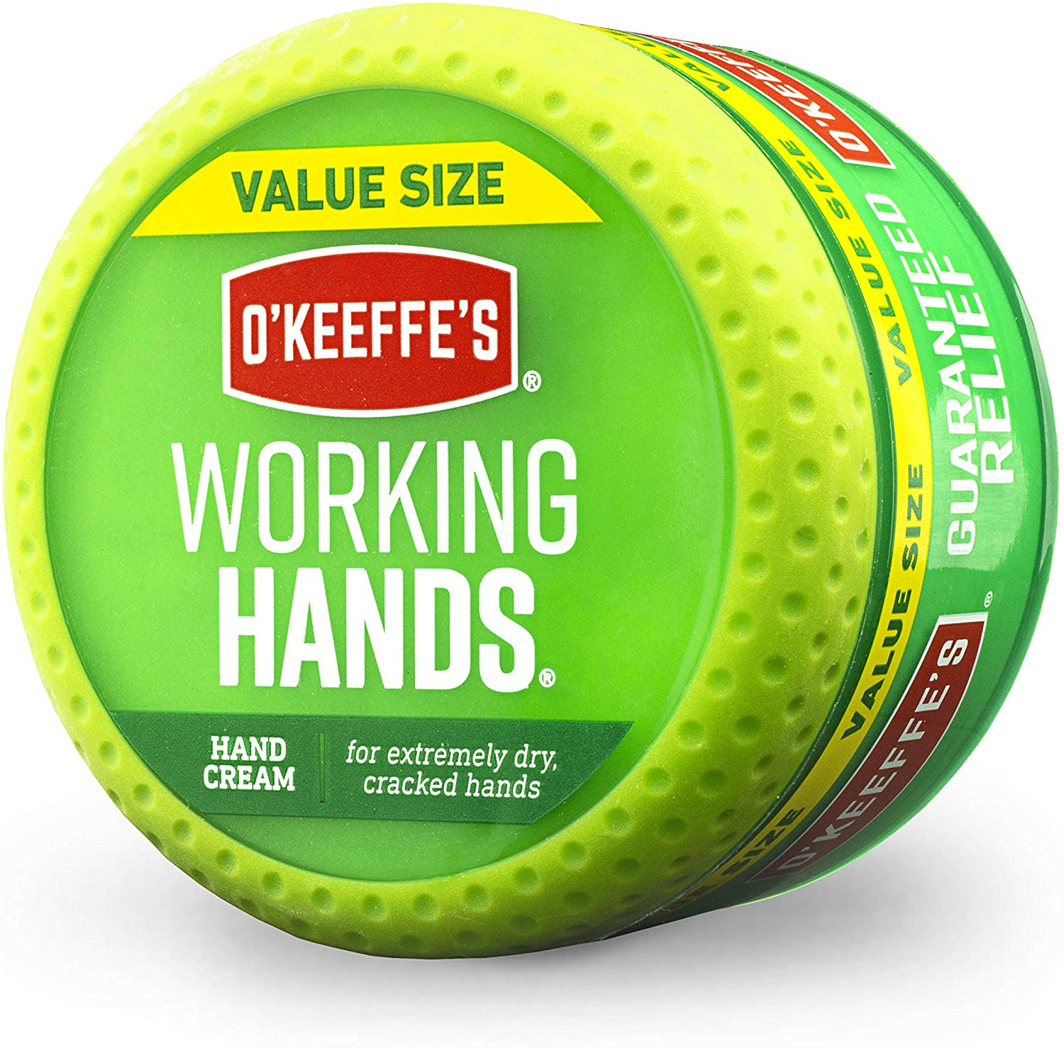 O'Keeffe's Working Hands Value Size Jar,193g for £6.99Prime +4.49 Non Prime on Amazon