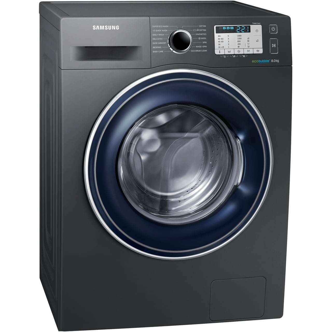 Samsung  A+++ Rated 8Kg 1400 RPM Washing Machine