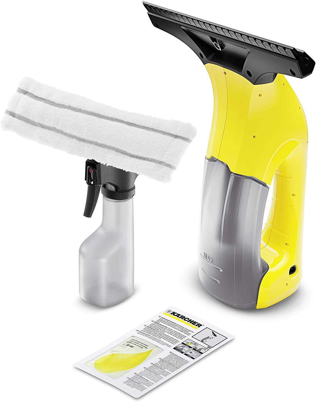 Kärcher WV1 Plus Window Vacuum Cleaner, 3.7 V