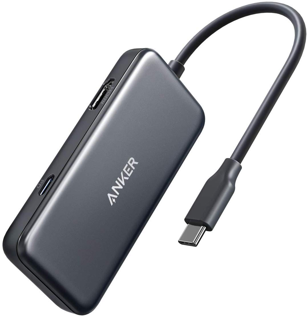 Anker 3-in-1 USB C Hub Adapter