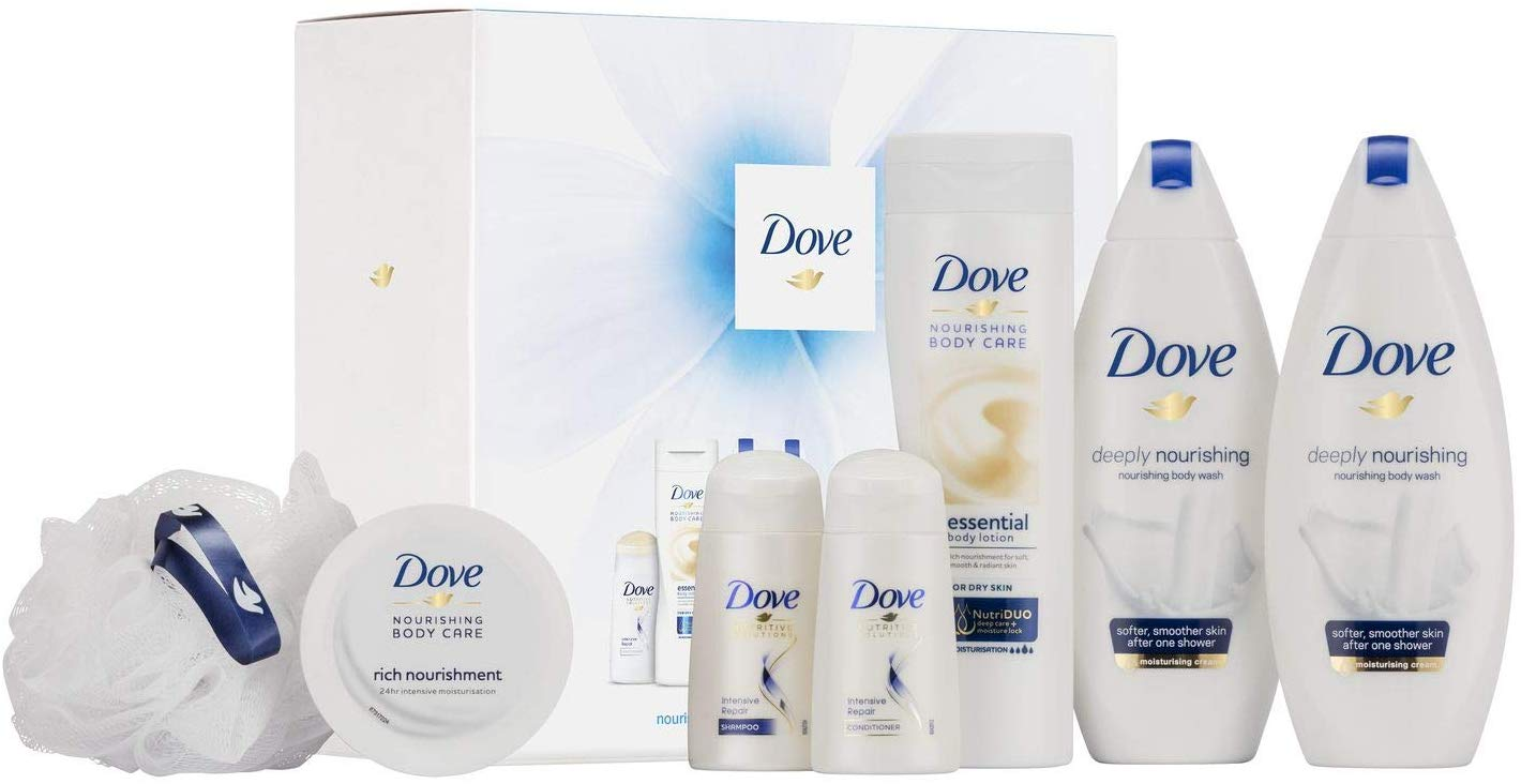 Dove Nourishing Beauty Collection Gift Set £8.5 on Amazon