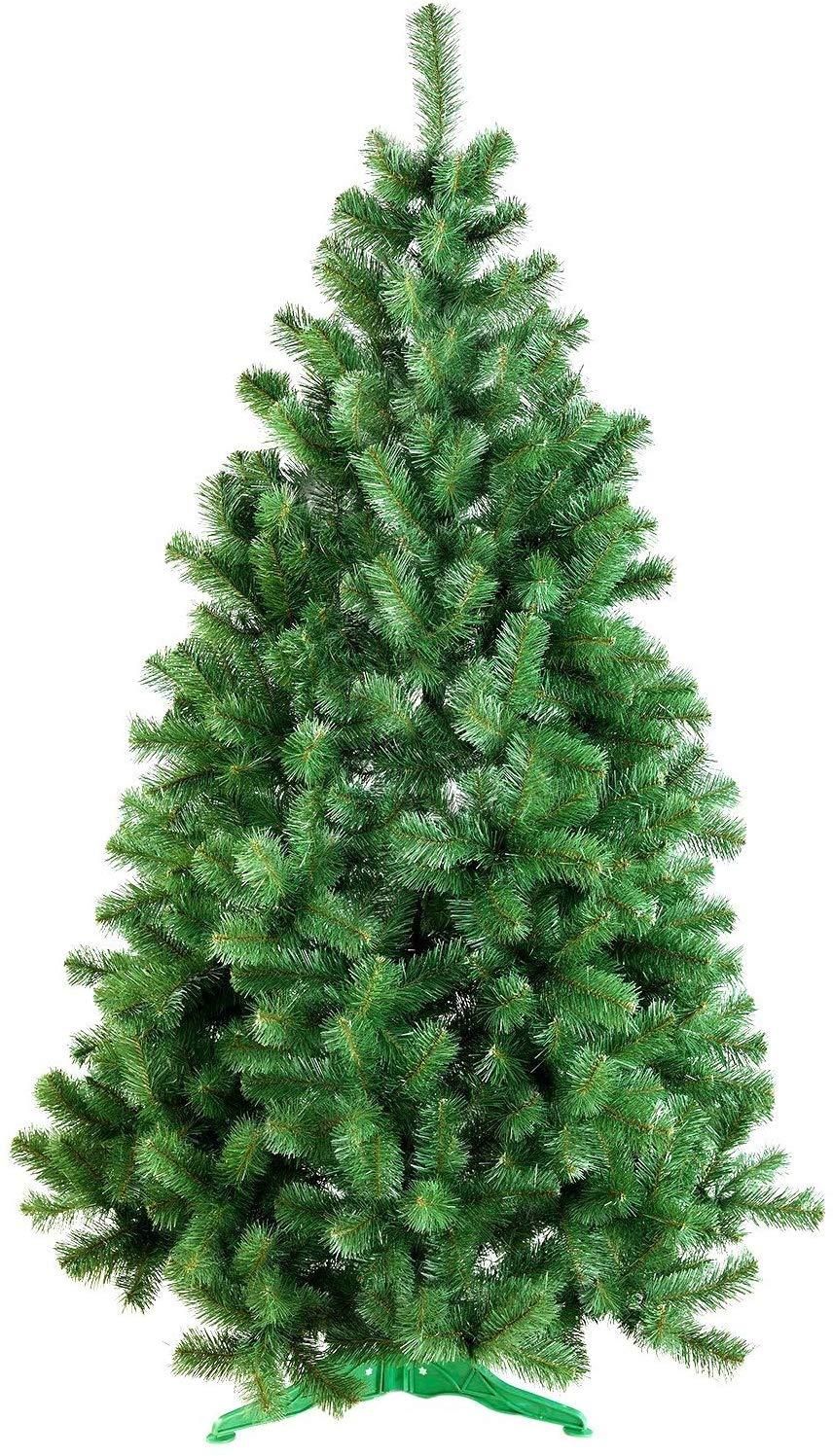 DecoKing 52532 250 cm Lena green fir artificial Christmas tree