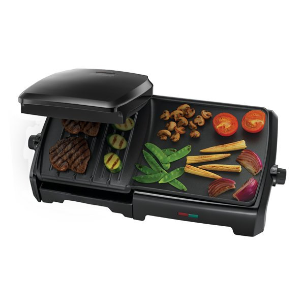 George Foreman Fat Reducing Grill and Griddle 10 Portion for £28 + £2.99 Delivered On idealworld