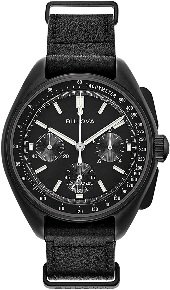 Bulova Men's Chronograph Apollo 15 Moon Watch