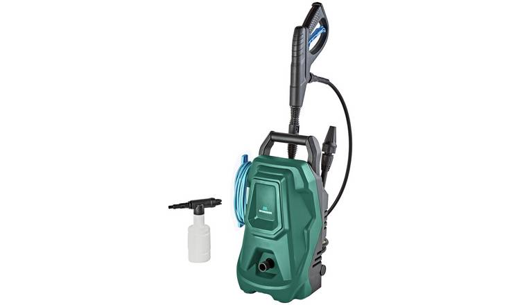 McGregor Pressure Washer – 1400W for £40 on Argos 2-Year Guarantee