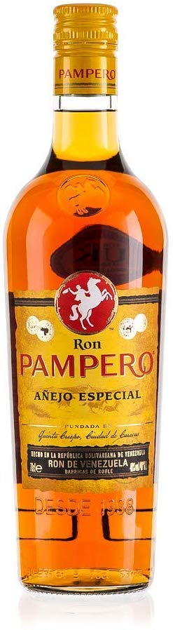 Pampero Ron Anejo Especial Rum, 70 cl for £16.99 Prime +£4.49 Non Prime
