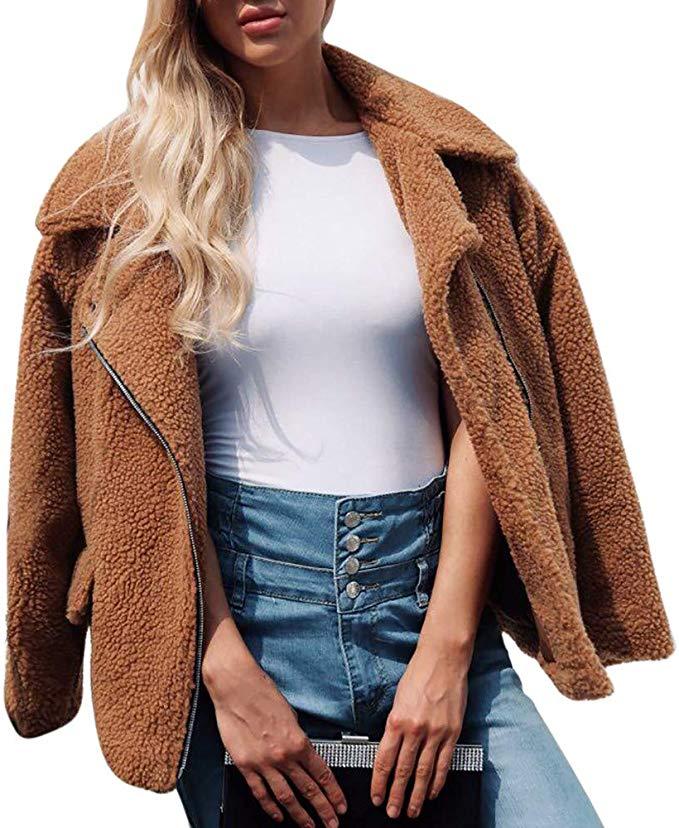 KanpolaWomen'sLongSleeveJacketWinterWarmParkaOutwear