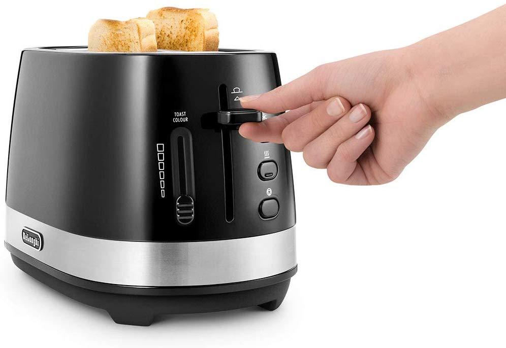 Save £22.42 De'Longhi CTLA2003.BK Toaster