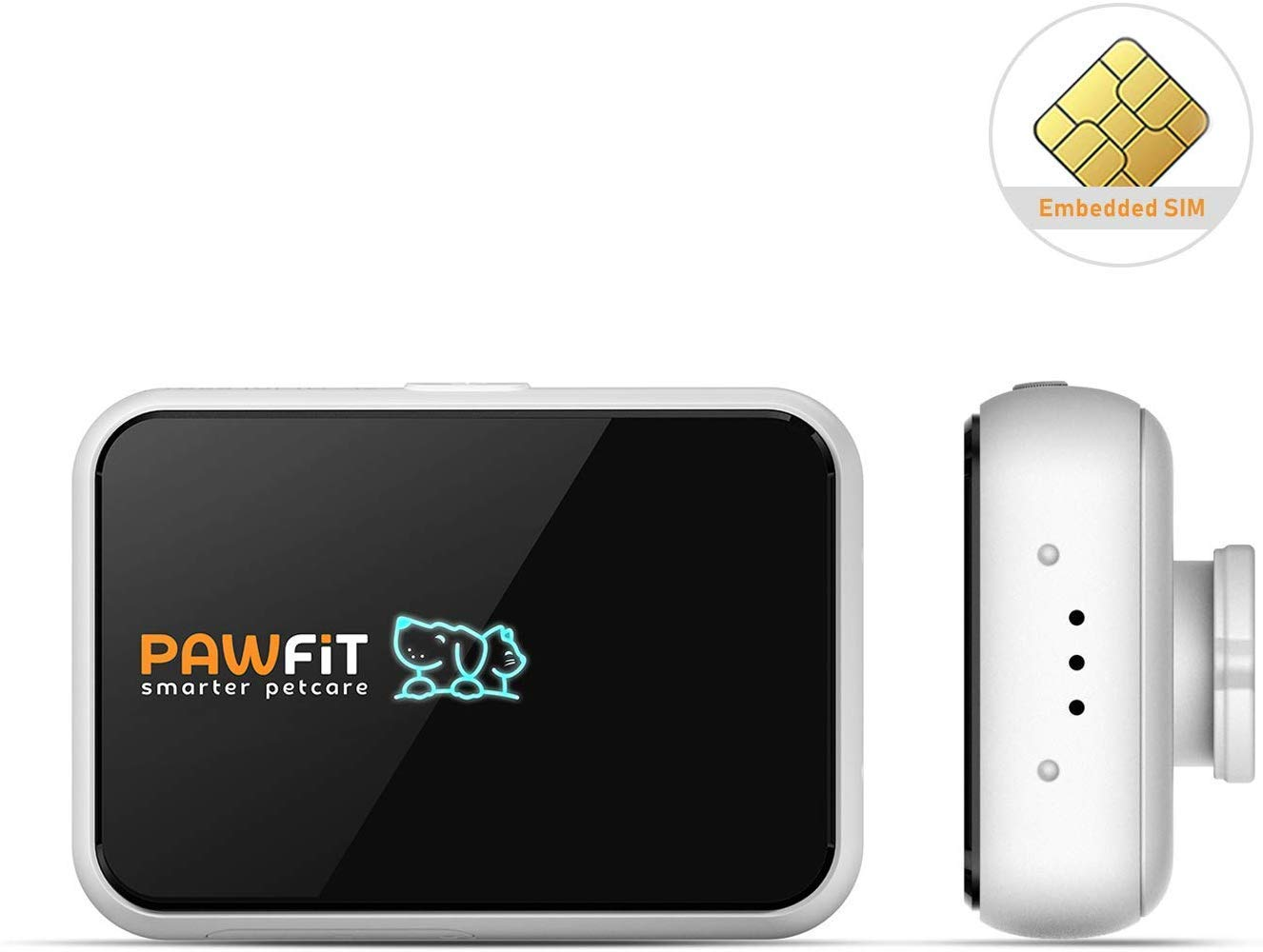 Pawfit Dog GPS Tracker & Activity Monitor Included SIM Card