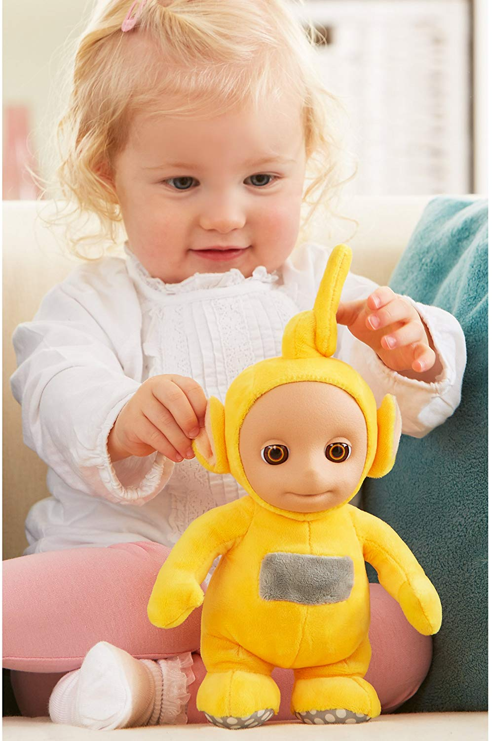 Teletubbies Cbeebies Talking Laa Soft Toy