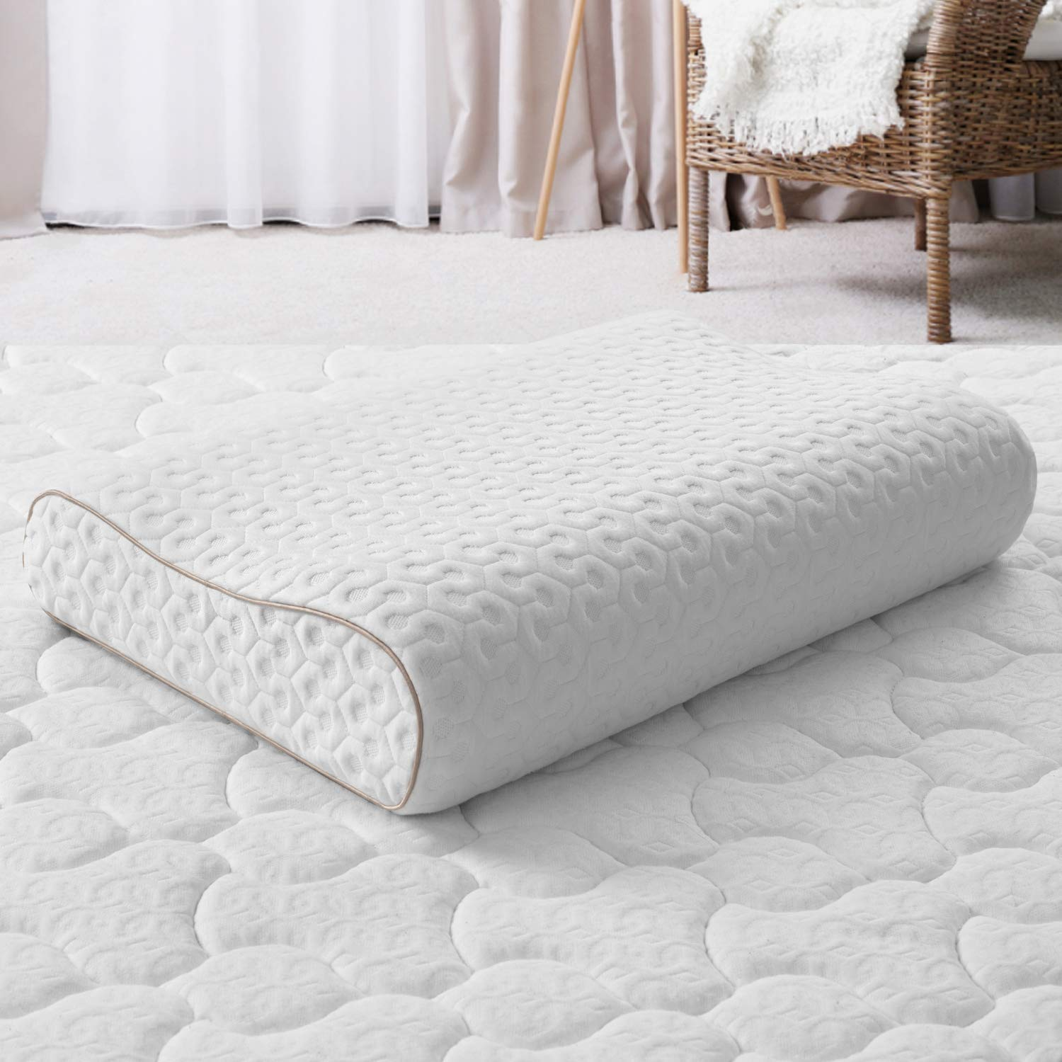 Half Price BedStory Memory Foam Pillow