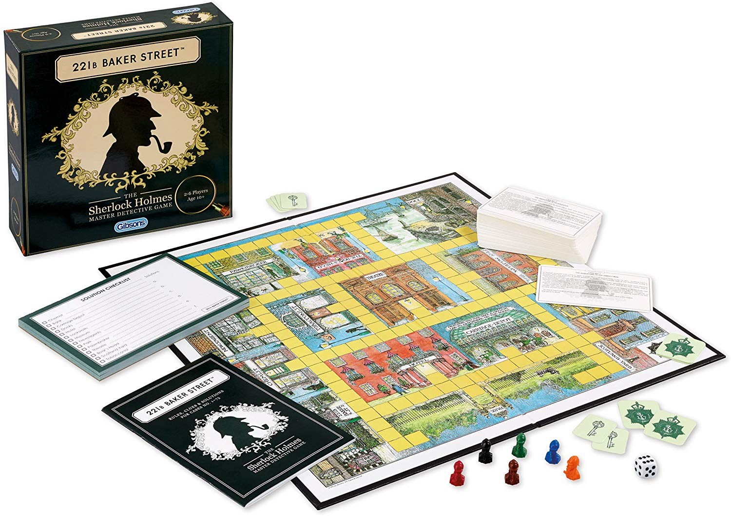 Save £8.52 on 221B Baker Street Game