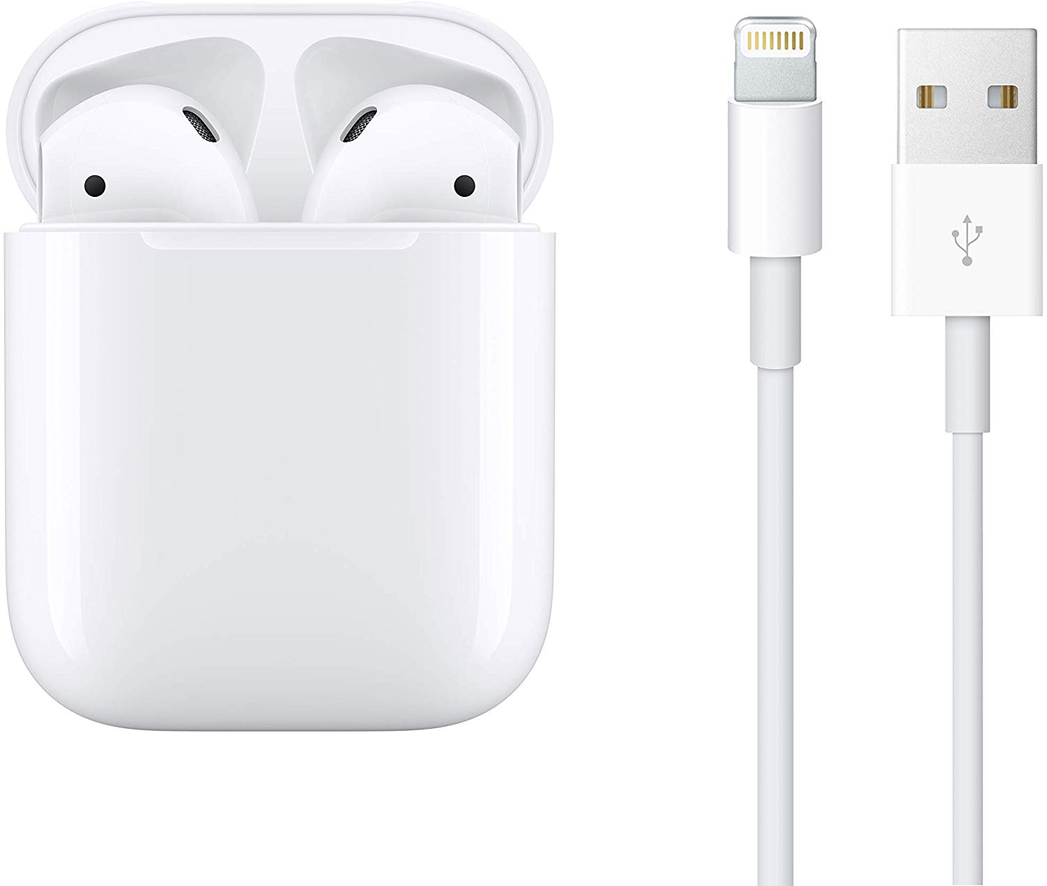 Apple Airpods with Charging Case (latest Model) for £129 Delivered on Amazon