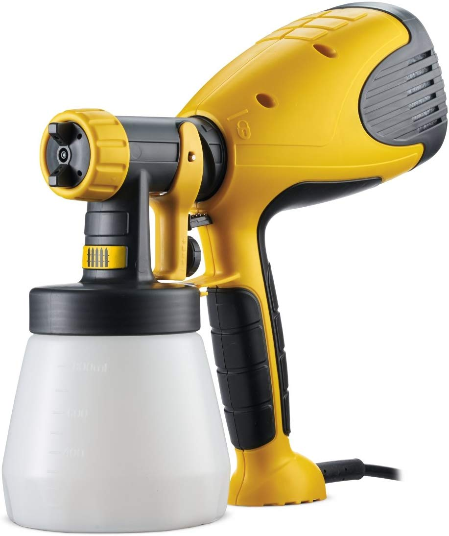 Wagner W 100 Electric Paint Sprayer, 800 ml capacity, 280 W for £40 on Amazon