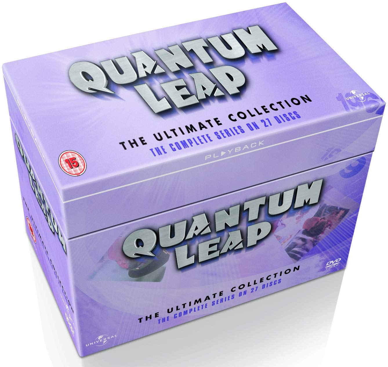 Quantum Leap – The Ultimate Collection (Repackaged) [1989] Reduce to £11.8