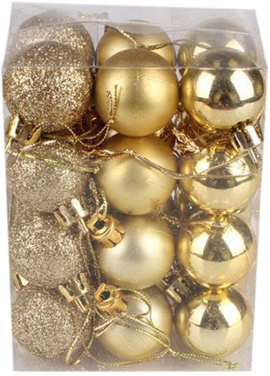 24pcs Christmas Balls £0.99 + £0.99 delivery