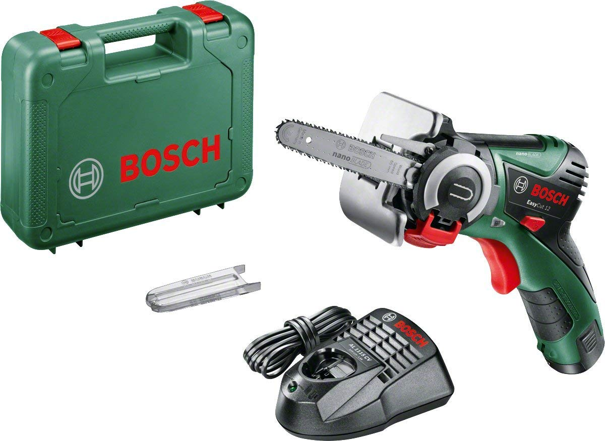 Bosch EasyCut 12 Cordless Nano Blade Saw with 12 V Lithium-Ion Battery Reduce to the Lowest Price