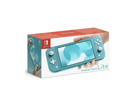 Nintendo Switch Lite Turquoise Handheld System Only £179 on ebay