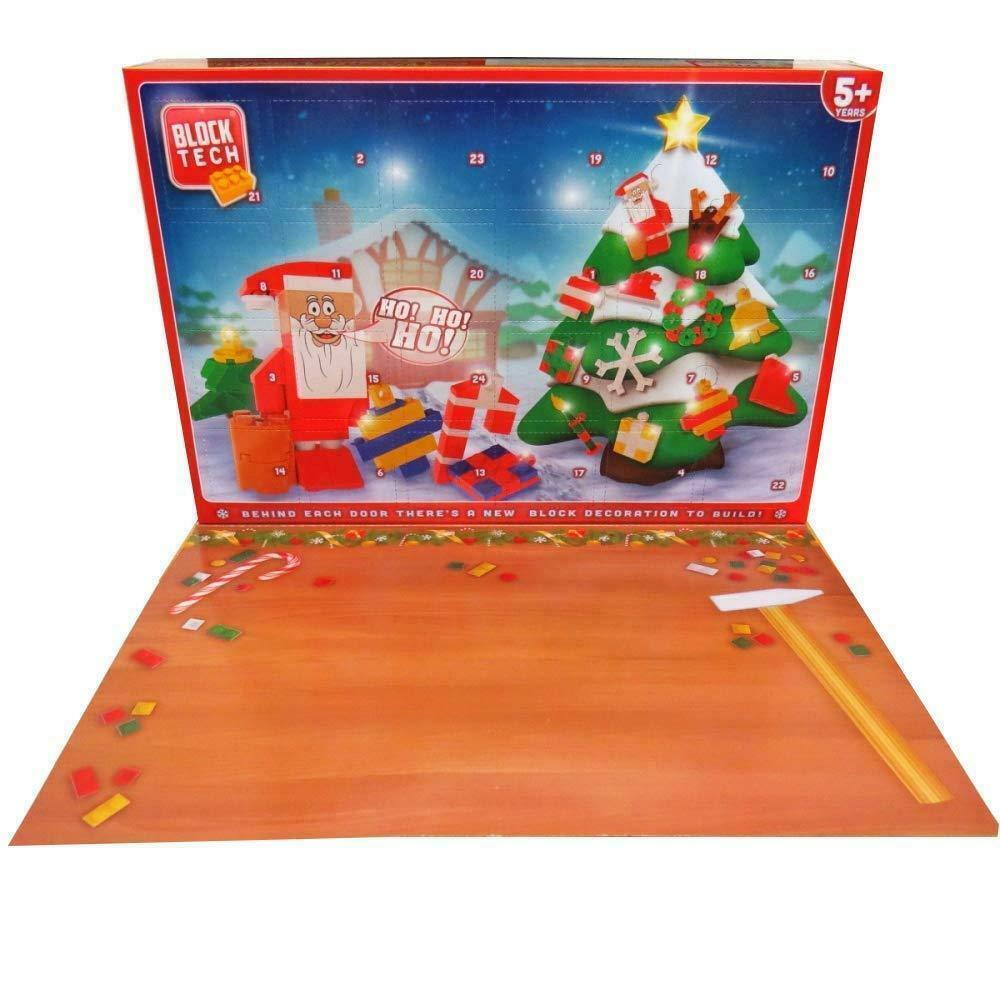 Christmas Winter For Children Building Blocks Xmas £4.99 Delivered on ebay