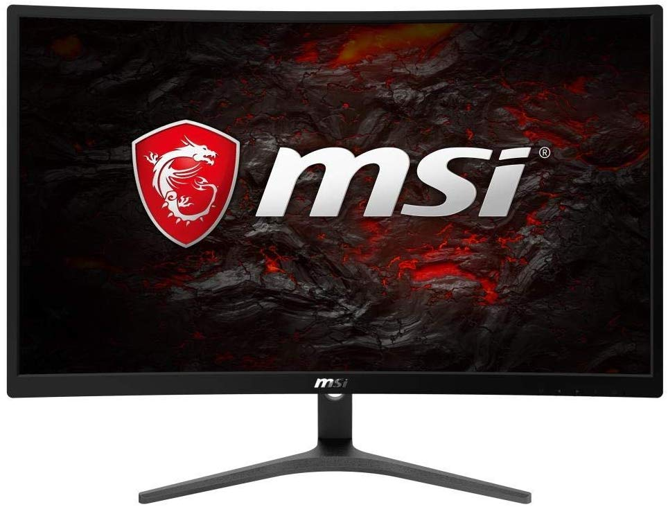 Save £50 on MSI Optix G241VC Curved Gaming Monitor 23.6 Inch