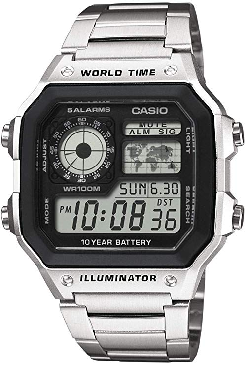 41% off Casio Collection Men's Watch AE-1200WH