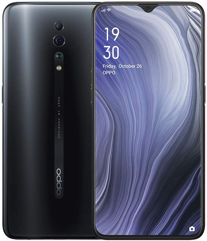 Save £100 OPPO Reno Z 4GB RAM and 128GB Storage 6.4-Inch Dual SIM Smartphone
