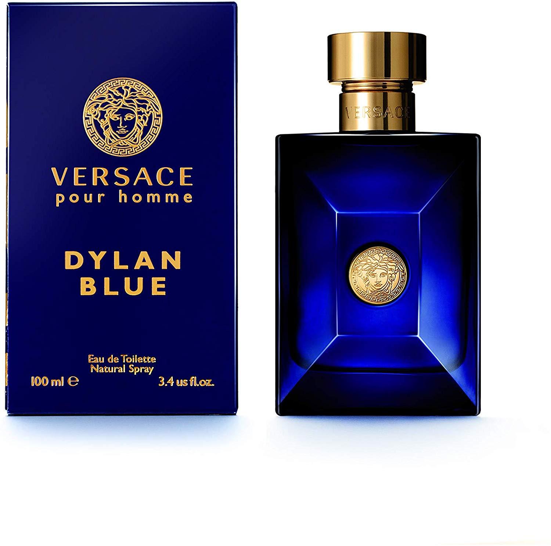 Save £12.41 Versace Pour Homme Dylan Blue Eau De Toilette For Men 100 ML