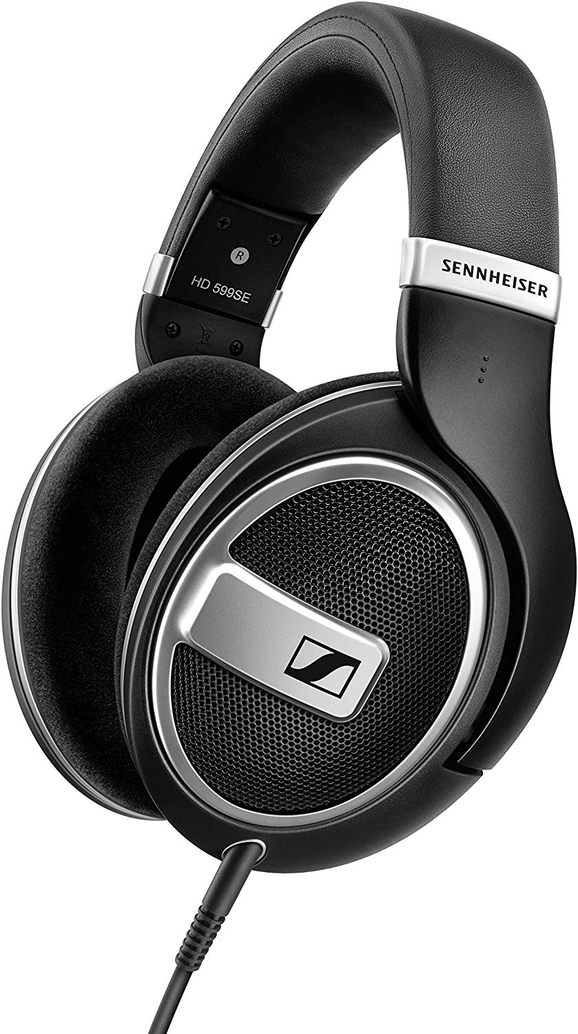 50% off Sennheiser HD 599 Special Edition, Open Back Headphone, Black – Exclusive to Amazon