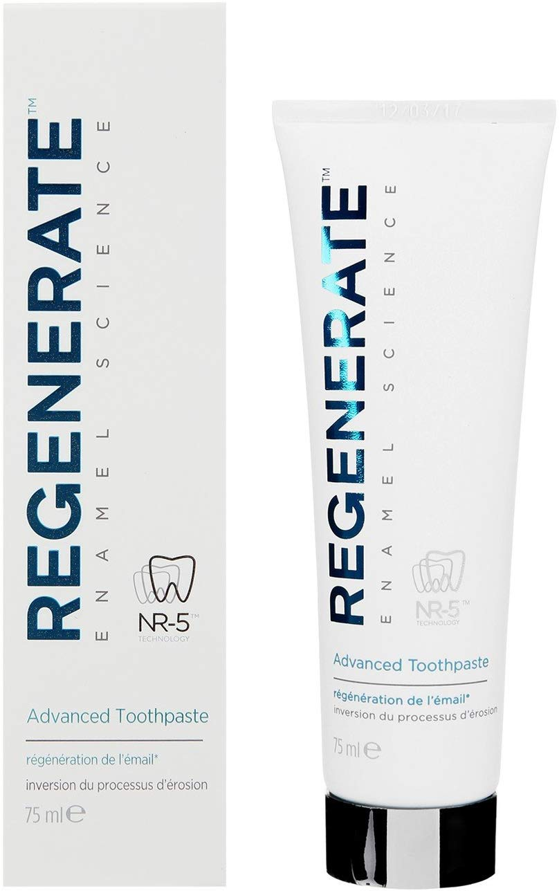 45% off REGENERATE™ Advanced Toothpaste – remineralize tooth enamel for strong, healthy teeth 75ml