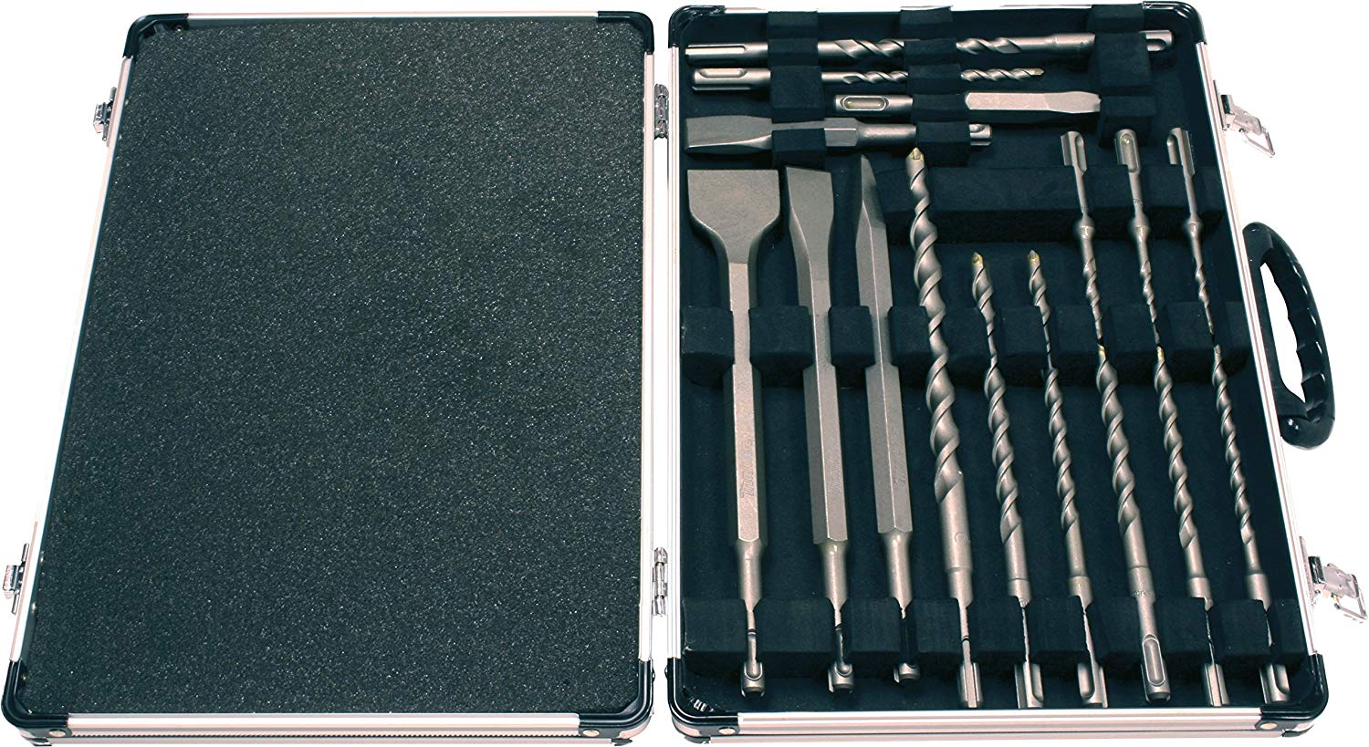 Makita SDS Plus Drill and Chisel Set, 17 pc for £18 On Amazon