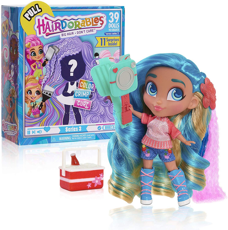 Hairdorables Dolls Assortment – Series 3 for £11.99 Prime