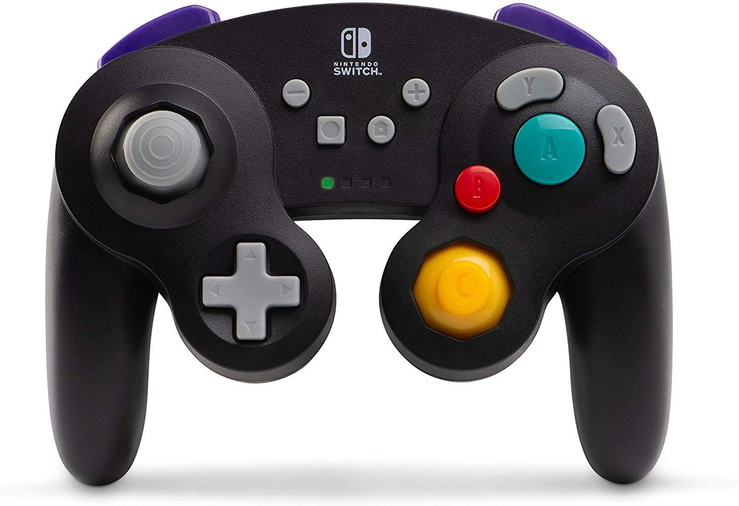 PowerA Wireless Officially Licensed GameCube Style Controller/Super Smash Bros £25.61 & FREE Delivery