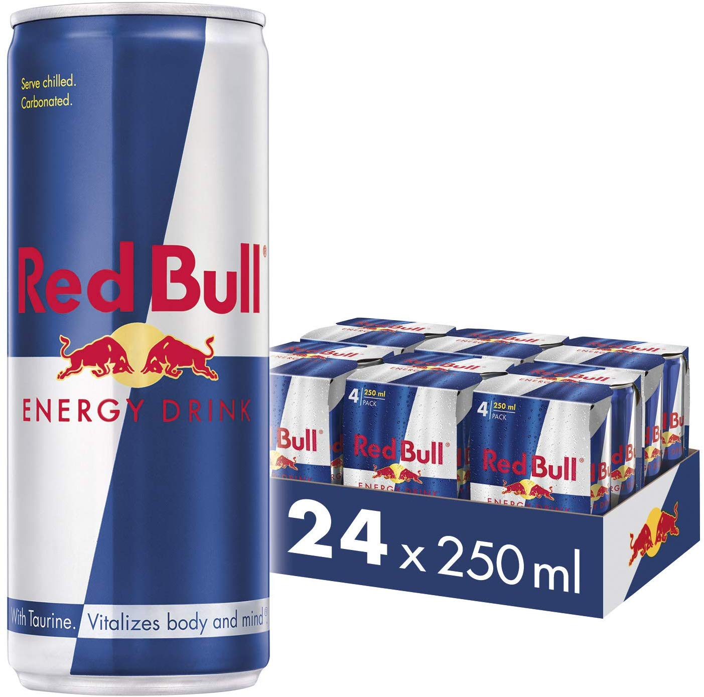 33% off Red Bull Energy Drink 24 Pack of 250 ml