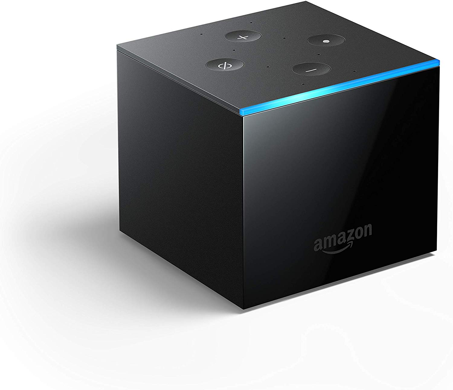 Save £30 All-new Fire TV Cube | Hands free with Alexa, 4K Ultra HD streaming media player