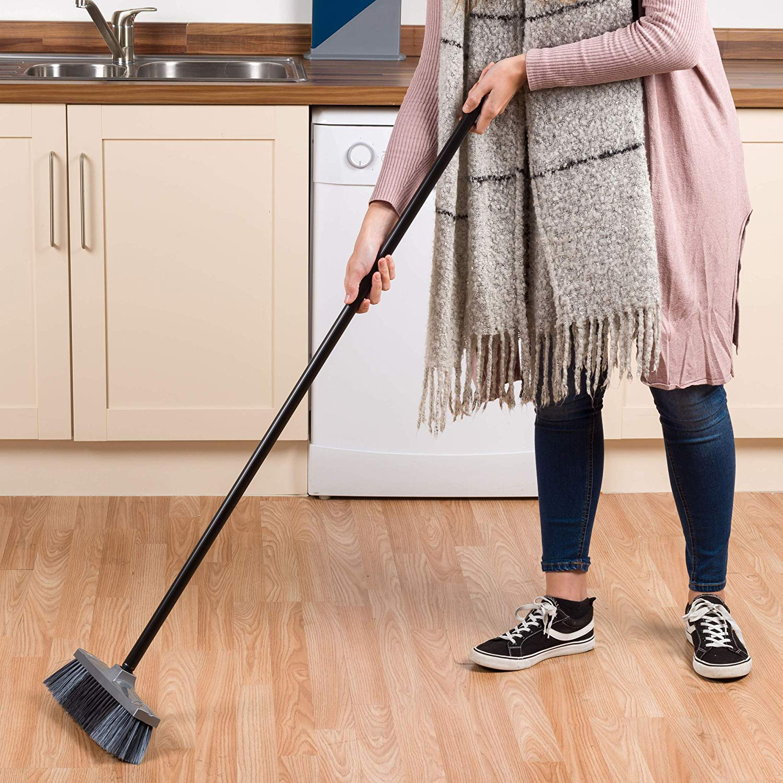 Beldray Tulip Cleaning Floor Brush Broom, 120 cm add-on item