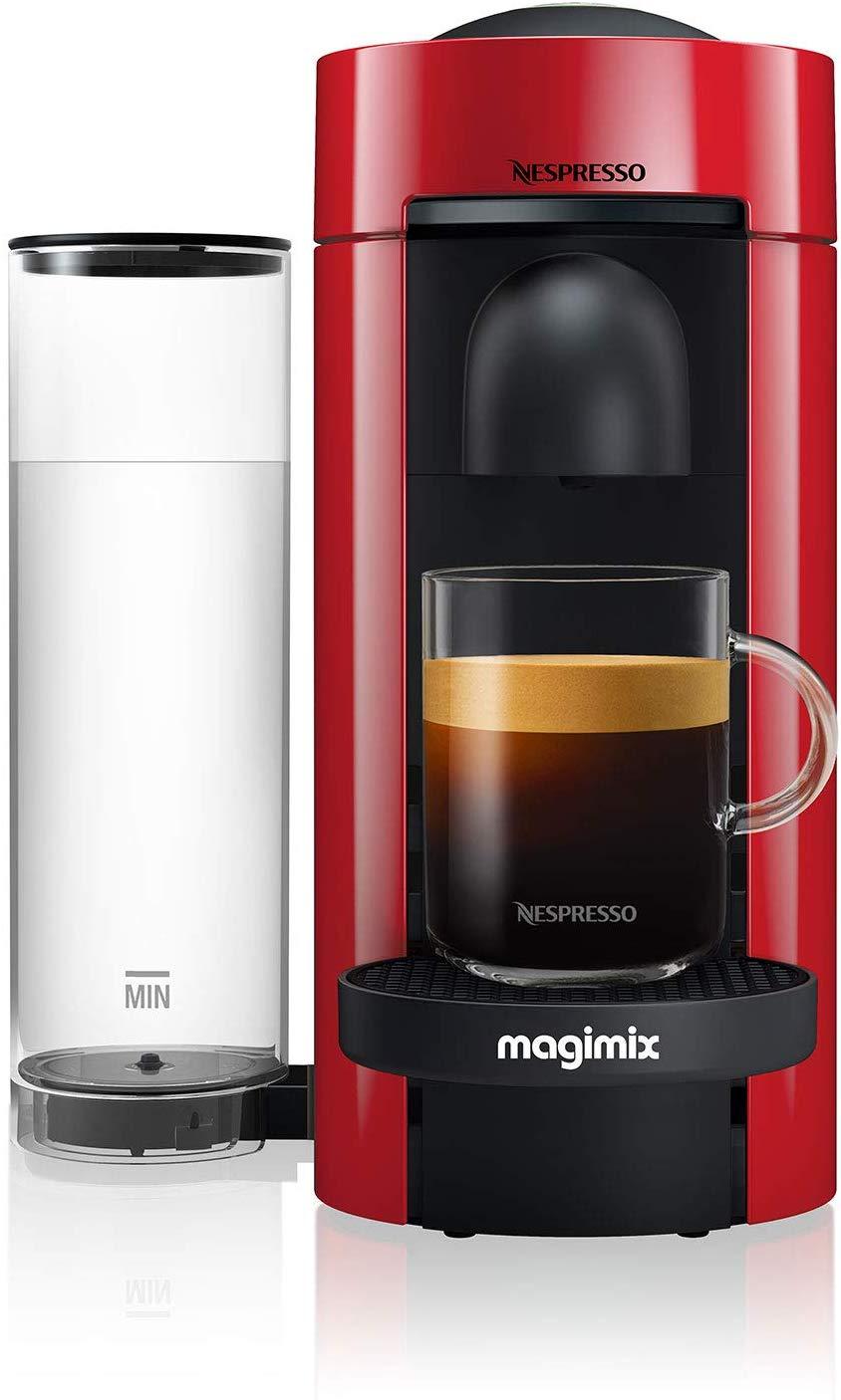 Nespresso Vertuo Plus Special Edition, Coffee Capsule Machine, 1260 W