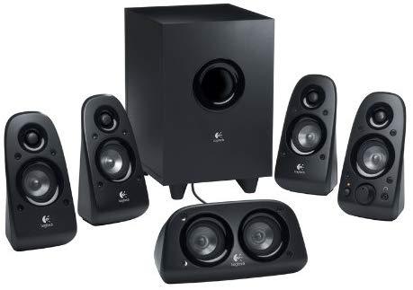 39% off Logitech Z506 Surround Sound Speakers/Surround Sound System
