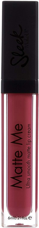 Sleek MakeUP Matte Me Lip Cream Velvet Slipper 6ml (add on item)£3.19