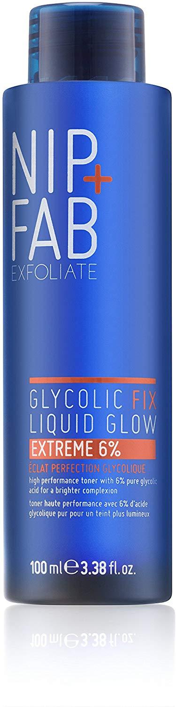 NIP+FAB Extreme Glycolic Fix Liquid Glow Up to 80% off