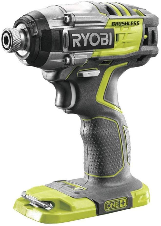 25% off Ryobi R18IDBL-0 18V ONE+ Cordless Brushless Impact Driver (Body Only)